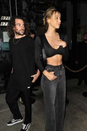 Alexis Ren Night Out Style - Catch in LA 06/18/2021