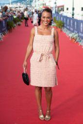 Alice Belaidi – 35th Cabourg Film Festival Red Carpet 06/11/2021