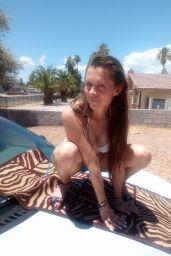 Alicia Arden in a Bikini in Las Vegas 06/27/2021