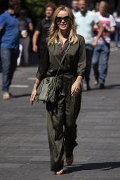 Amanda Holden Street Style - London 06/16/2021