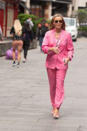 Amanda Holden Style - London 06/22/2021