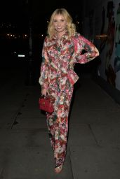 Amy Hart Night Out Style - Balthazar Restaurant in London 06/06/2021