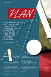 Ana De Armas - Fairlady July 2021 Issue