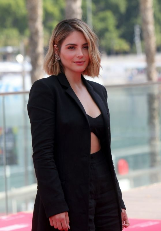 Andrea Duro - Who Are You Traveling With Photocall at 24th Malaga Spanish Film Festival 06/05/2021