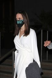 Angelina Jolie - Out in Los Angeles 06/21/2021