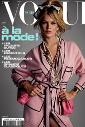 Anna Ewers - Vogue Paris February 2021 Issue