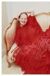 Anna Ewers - Vogue Paris June/July 2021 Issue