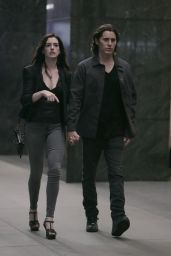 """Anne Hathaway and Jared Leto - """"We Crashed"""" Set in New York 06/10/2021"""