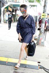 "Anne Hathaway - Apple TV+ Series ""WeCrashed"" Set in NYC 06/22/2021"