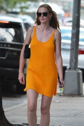 Anne Vyalitsyna - Out in New York City 06/17/2021