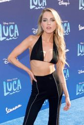 "Anne Winters – ""Luca"" Premiere in Los Angeles 06/17/2021"