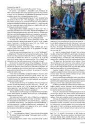 Annie Murphy - Emmy Magazine July 2021 Issue