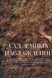 Anya Taylor-Joy - Tatler Russia June 2021 Issue