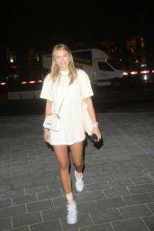 Arabella Chi at ME Hotel in London 06/26/2021