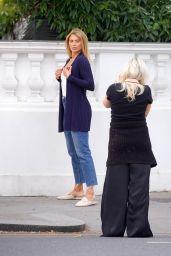 Arabella Chi - Photoshoot in London 06/11/2021