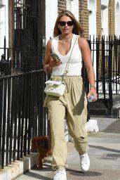 Arabella Chi Street Style - Chelsea 06/10/2021
