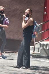 Ashlee Simpson - Out in Studio City 06/08/2021