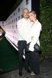 Ashlee Simpson - UOMA Beauty by Sharon C. Event at Hyde in Hollywood 06/18/2021