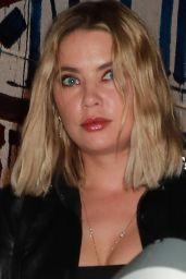 Ashley Benson - Craig's in West Hollywood 06/16/2021