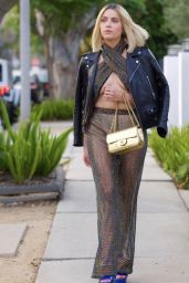 Ashley Benson - Heading to Dinner in West Hollywood 06/28/2021