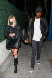 Ashley Benson Night Out Style - Los Angeles 06/05/2021
