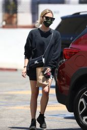 Ashley Benson - Out in West Hollywood 06/02/2021