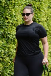 Ashley Graham - Out in West Hollywood 05/14/2021