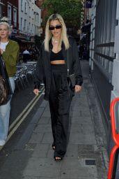 Ashley Roberts - Bodegra Negra Restaurant in Soho, London 06/23/2021