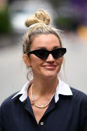 Ashley Roberts Cute Style - London 06/22/2021