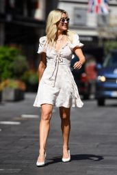 Ashley Roberts in Summer Dress - London 06/14/2021