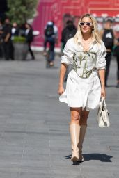 Ashley Roberts - Out in London 06/23/2021