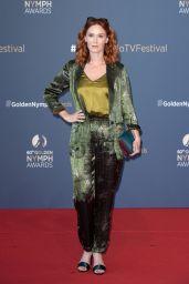 Audrey Fleurot – 60th Monte Carlo TV Festival Closing Ceremony 06/22/2021