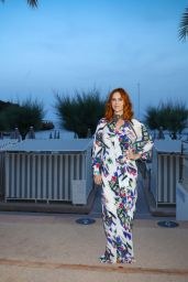 Audrey Fleurot – 60th Monte Carlo TV Festival Opening Ceremony in Monaco 06/18/2021