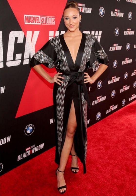 """Ava Michelle – """"Black Widow"""" Fan Event in LA"""