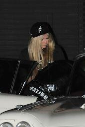 Avril Lavigne and Mod Sun - Nobu in Malibu 06/08/2021