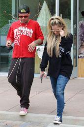 Avril Lavigne and Mod Sun - Out in Malibu 06/17/2021