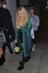 Avril Lavigne at Craig