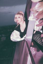 Bebe Rexha - Contents Magazine Spring 2021