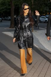 Bella Hadid Street Fashion - Paris 06/24/2021