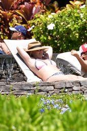 Britney Spears in a Bikini in Hawaii 06/24/2021