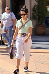 Camila Cabello and Shawn Mendes at Universal Studios 06/20/2021
