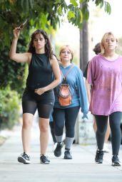 Camila Cabello - Runyon Canyon in LA 06/17/2021
