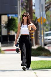Camila Morrone - Out in West Hollywood 06/28/2021
