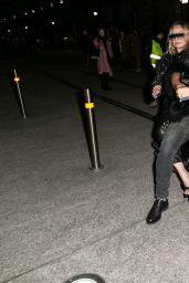 Camilla Franks - Fashion Week on a Motorcycle in Sydney 06/04/2021