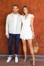 Camille Cerf - French Open Roland Garros in Paris 06/13/2021