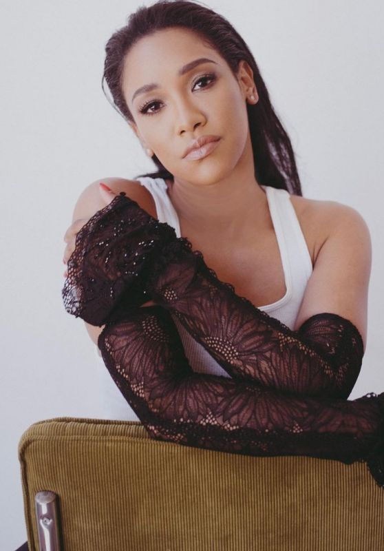 Candice Patton - Live Stream Video and Photos 06/21/2021