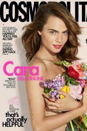Cara Delevingne - Cosmopolitan Magazine July/August 2021