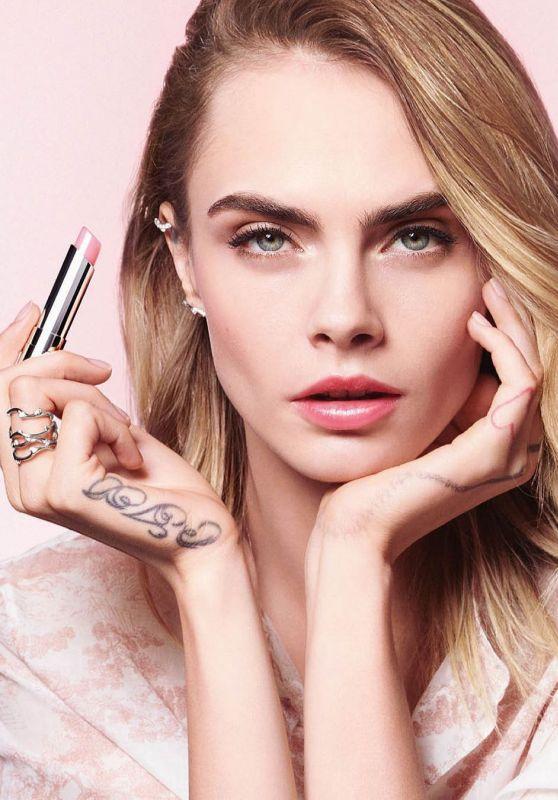 Cara Delevingne - Dior Cosmetics Campaign 2021