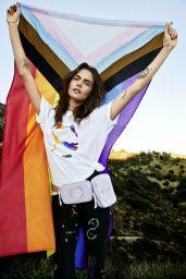 Cara Delevingne – Puma Pride Collection 2021