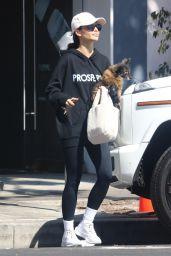 Cara Santana in Comfy Outfit - Los Angeles 06/03/2021
